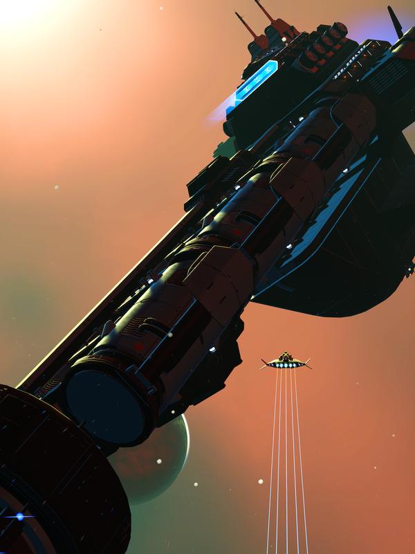 Коллекция потрясающих скриншотов NoMan's Sky, созданных вфоторежиме   Канобу - Изображение 20