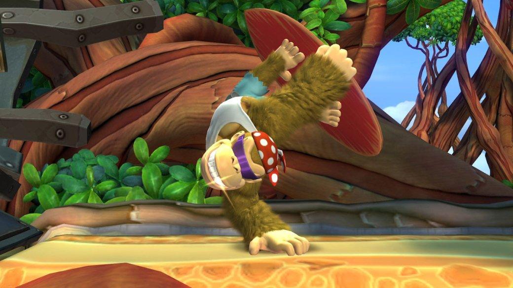 Donkey Kong Country: Tropical Freeze наSwitch —несовершенный, ноочень качественный платформер | Канобу - Изображение 1
