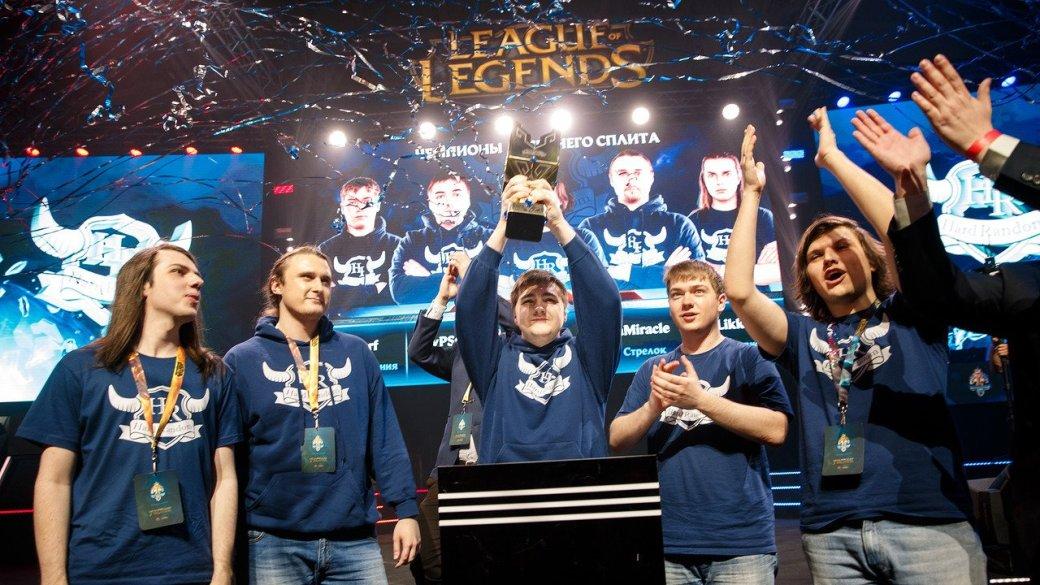 Albus NoX Luna на League of Legends World Championship | Канобу - Изображение 6