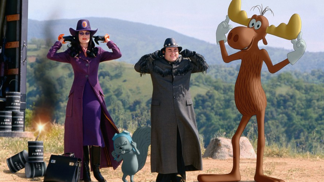 Фильмы, похожие на «Кто подставил Кролика Роджера» - топ-5 фильмов в том же духе | Канобу - Изображение 20
