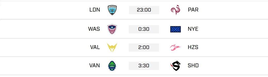 Расписание матчей второго сезона Overwatch League— 1 неделя | Канобу - Изображение 1152