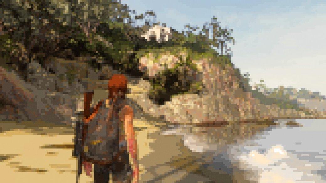 Пиксельный Джоэл имультяшная Элли. 25 кадров The Last ofUs: Part 2 сновыми графическими режимами | Канобу - Изображение 9106