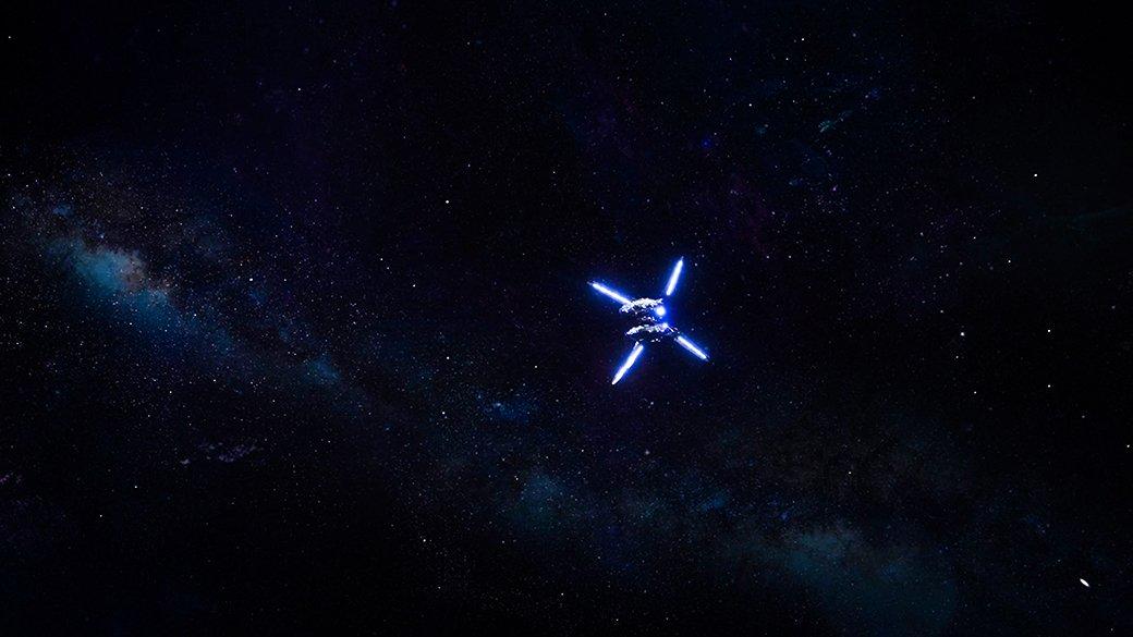 Потрясающий космос Mass Effect: Andromeda | Канобу - Изображение 2