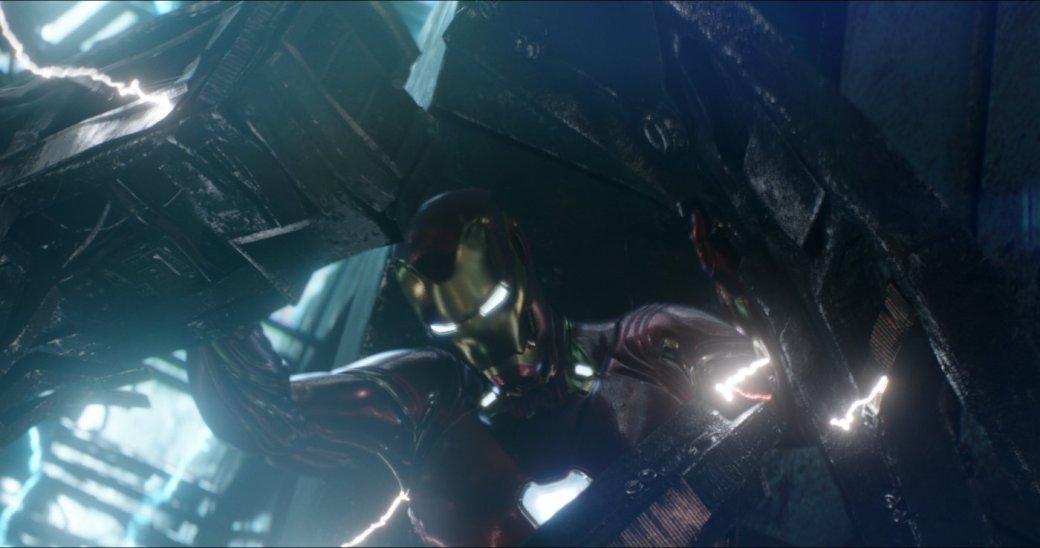 100 неудобных вопросов кфильму «Мстители: Война Бесконечности» | Канобу - Изображение 7