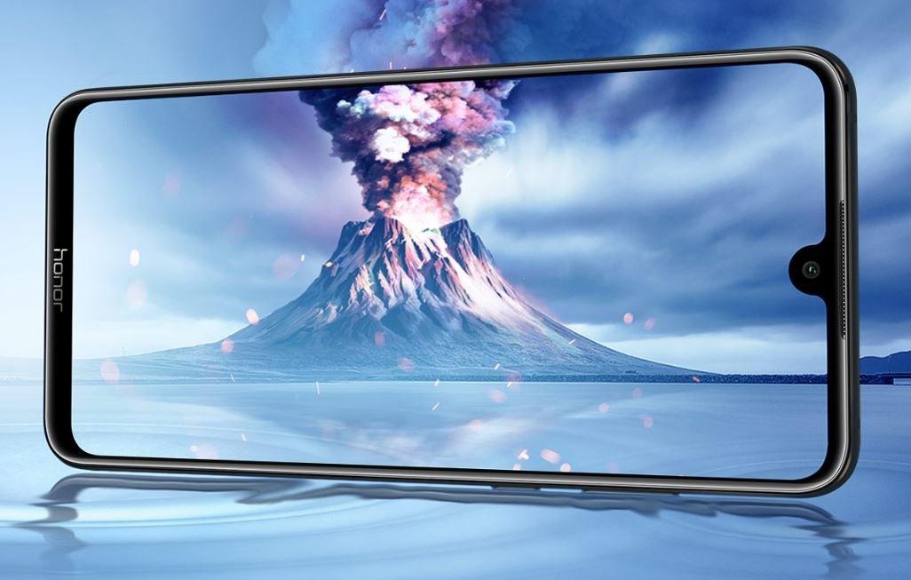 Гигант Honor 8XMax представлен вРоссии: 7-дюймовый экран, SoC Snapdragon 660 ибатарея на5000 мАч   Канобу - Изображение 0