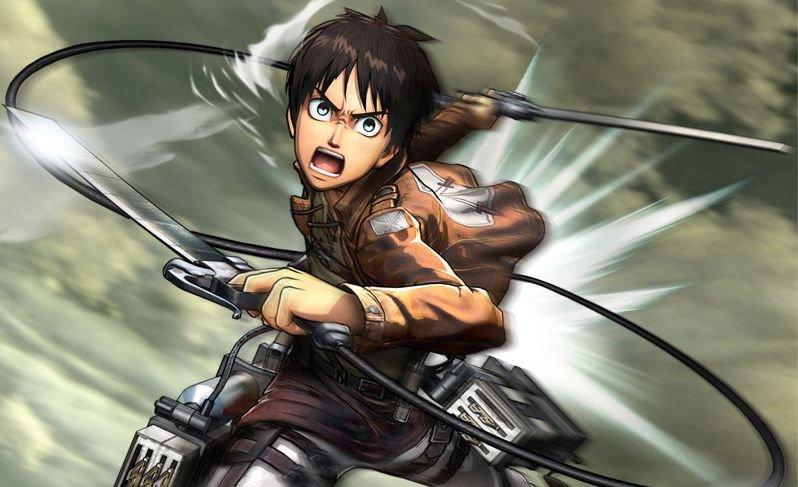 Игра «Атака на титанов» выйдет в Европе на всех популярных платформах | Канобу - Изображение 7251