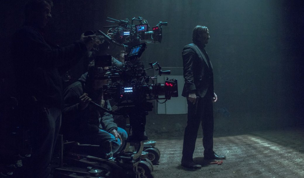 Рецензия на «Джона Уика 2» с Киану Ривзом | Канобу
