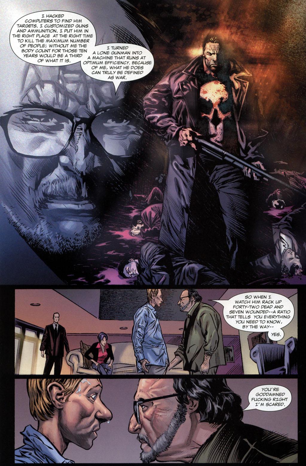 10 жестоких комиксов про Карателя. - Изображение 8