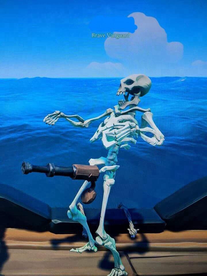 «Не тыкайте в меня своей подзорной трубой!» — из Sea of Thieves удалили забавный баг | Канобу - Изображение 4382