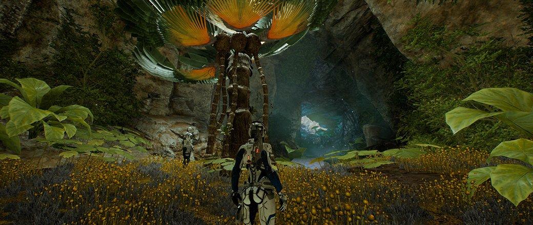 20 изумительных скриншотов Mass Effect: Andromeda | Канобу - Изображение 8