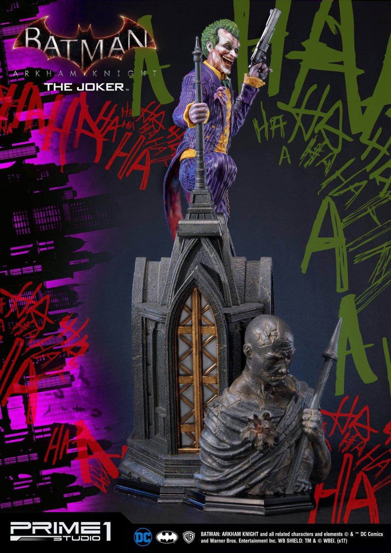 Новая статуя Джокера изBatman: Arkham Knight выглядит впечатляюще | Канобу - Изображение 4
