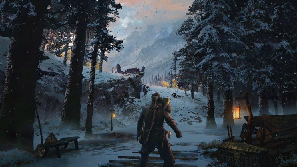 Sony наградила догадливых игроков новыми концепт-артами God ofWar. - Изображение 1