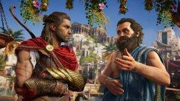 Неуловимый Дамаис! Ubisoft убрала из Assassin's Creed Odyssey ивент с наемником