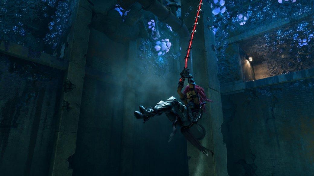 Darksiders3: новые подробности сюжета, мира, боевой системы иголоволомок | Канобу - Изображение 7790