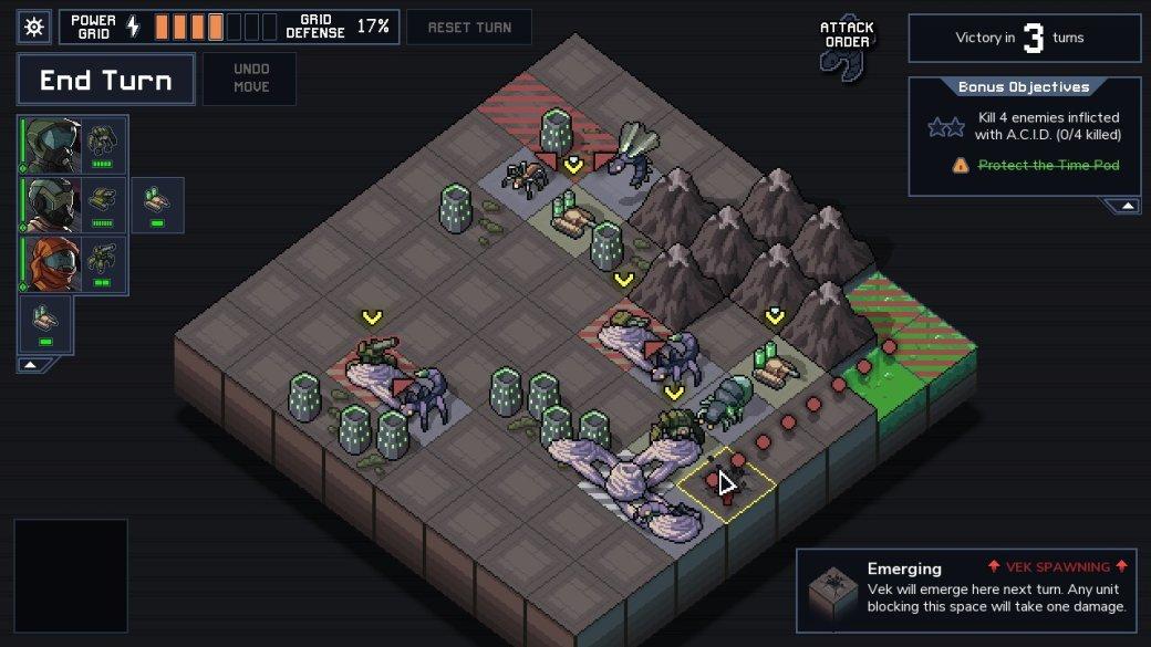 Рецензия на Into The Breach. Обзор игры - Изображение 6