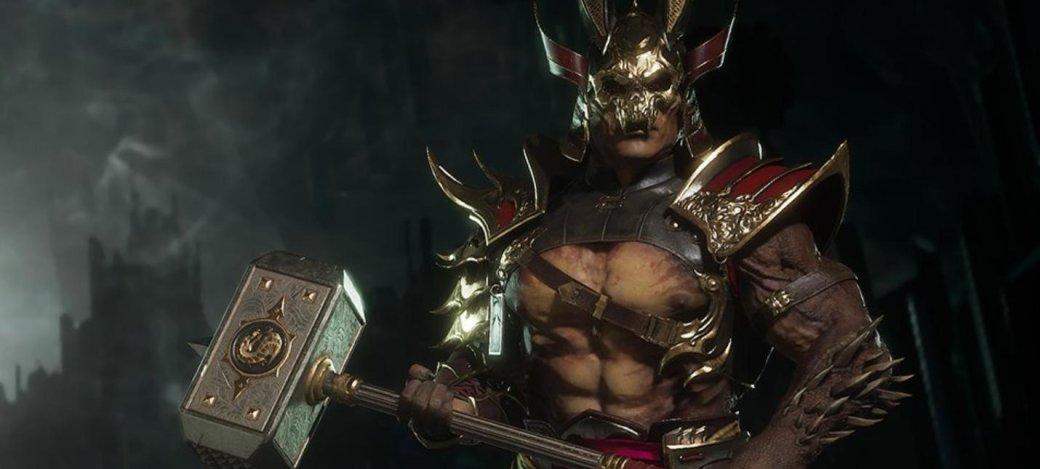 Превью Mortal Kombat 11 для PS4, PC, Switch и Xbox One | Канобу - Изображение 1