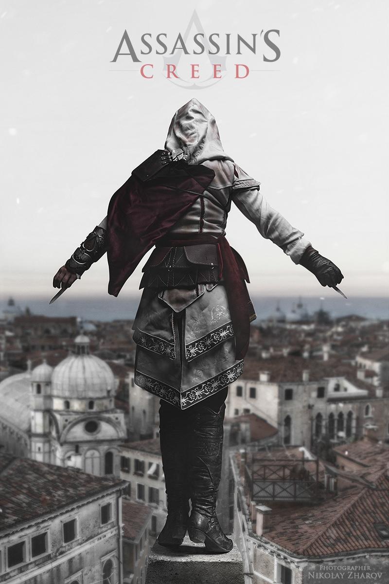 Аутентичный косплей Эцио Аудиторе из Assassin's Creed II | Канобу - Изображение 2