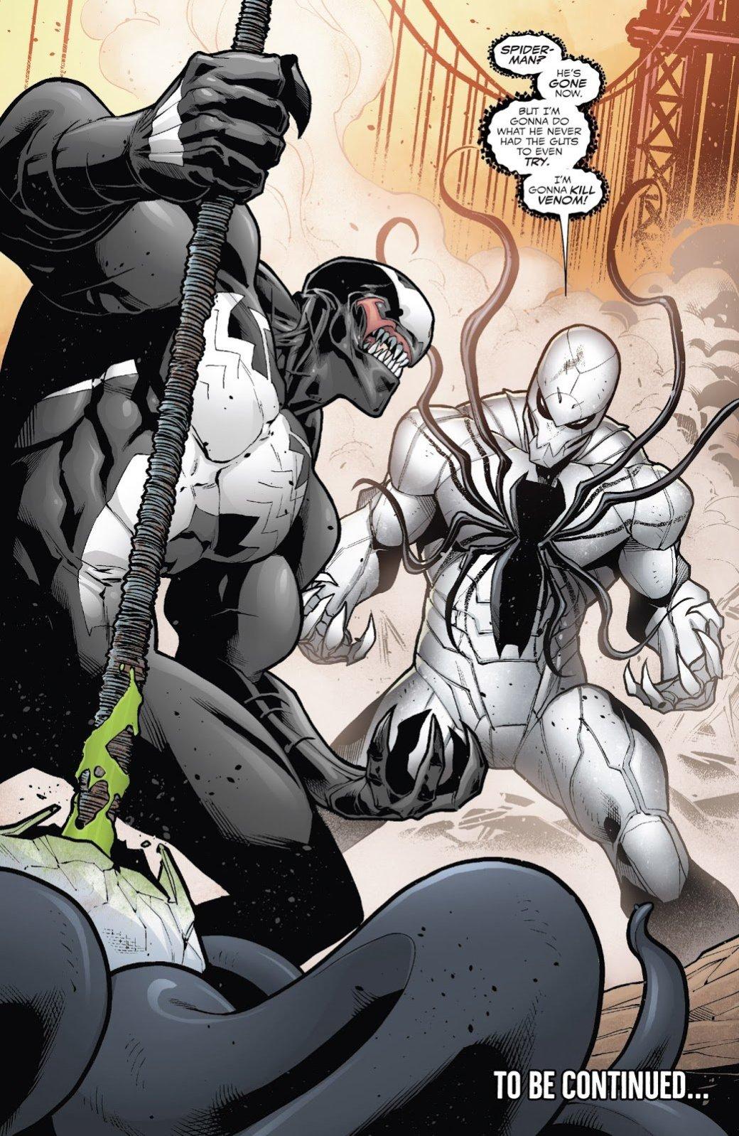 Venomverse: почему комикс овойне Веномов изразных вселенных неудался | Канобу - Изображение 3