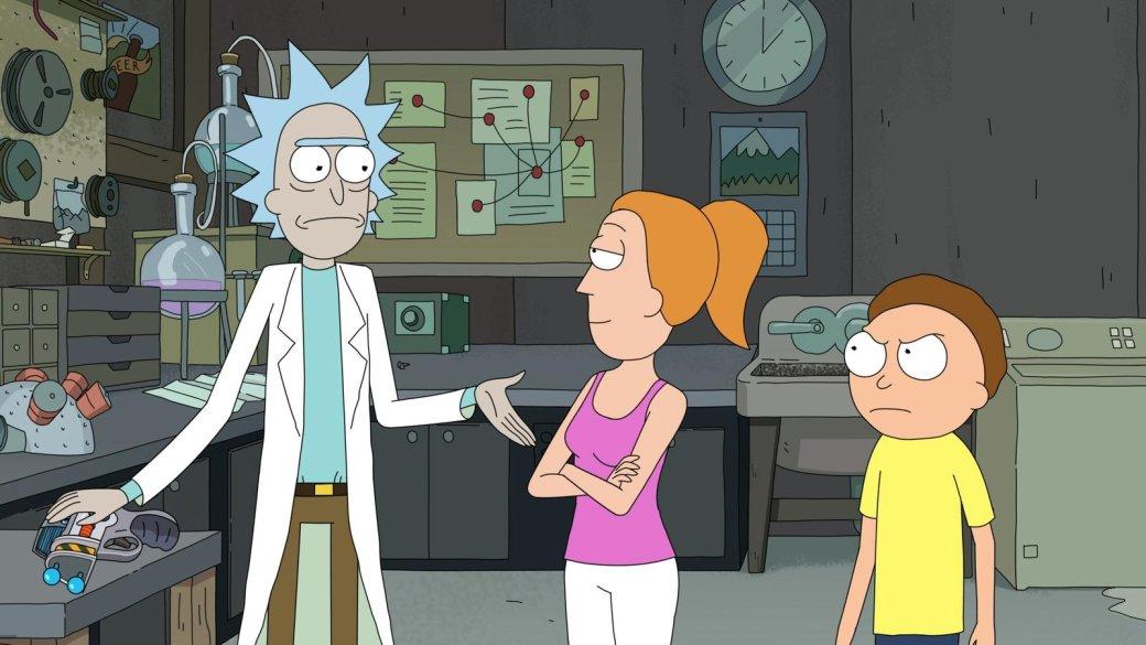 Все пасхалки в 3 сезоне «Рика и Морти»