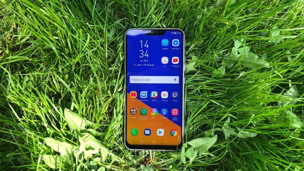 Выше головы: обзор смартфона Asus Zenfone5. - Изображение 1