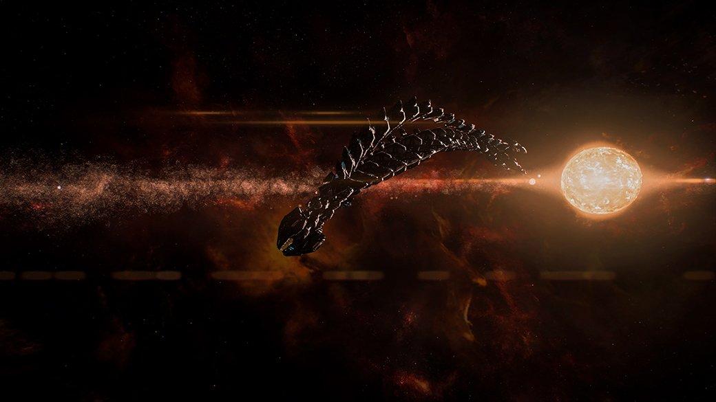 Потрясающий космос Mass Effect: Andromeda | Канобу - Изображение 12