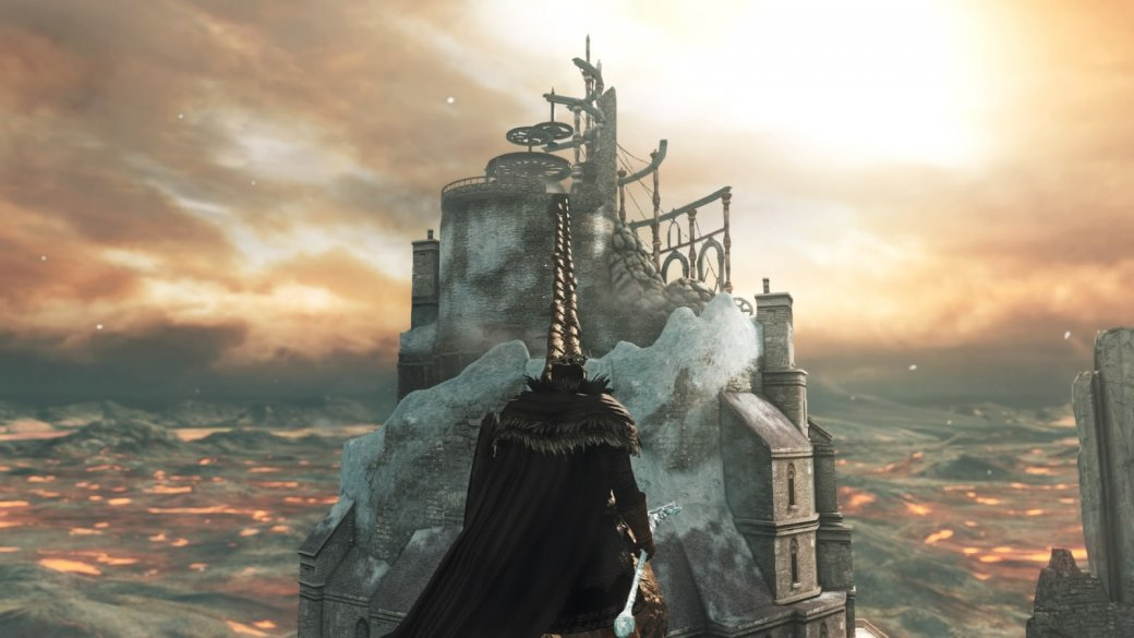 Почему Dark Souls 2— вовсе нехудшая игра всерии. - Изображение 12