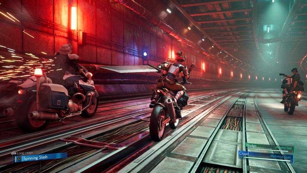 Final Fantasy VII Remake— стоитли играть, если незнаком соригиналом идругими JRPG? | Канобу - Изображение 2364