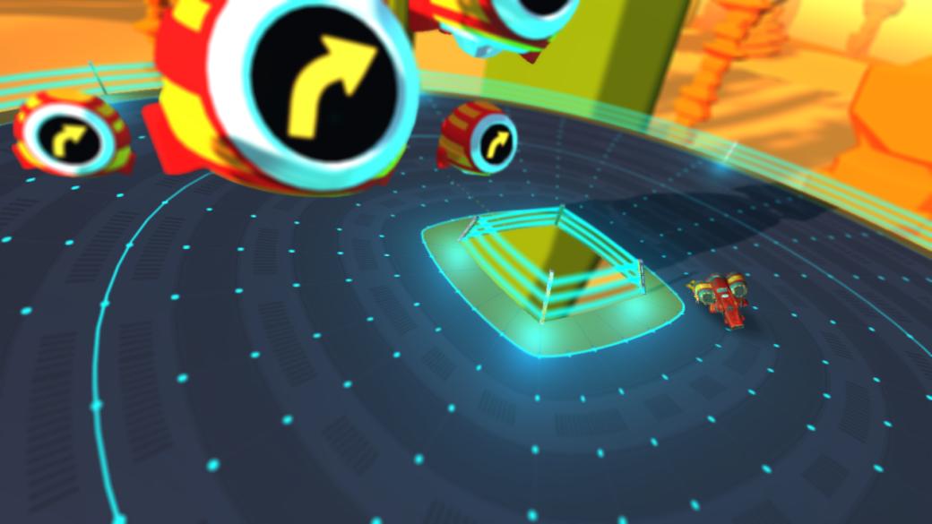 Вдемо Super Pilot уже можно создать свой трек вдухе F-Zero иWipEout | Канобу - Изображение 12642