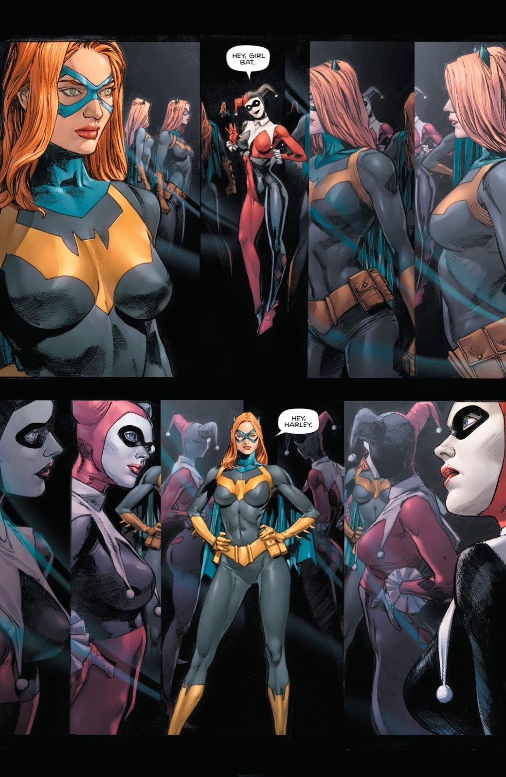 Heroes inCrisis: последствия поступков супергероев | Канобу - Изображение 957