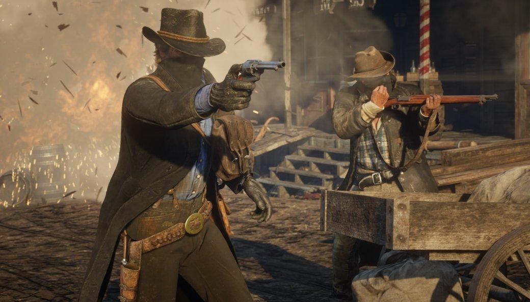 «Хотим, чтобы игроки запомнили этот мир». Авторы Red Dead Redemption 2 рассказали о мире и сюжете | Канобу - Изображение 7256