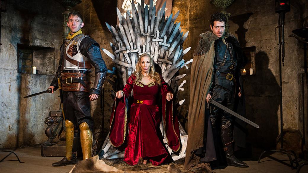 Не устроил 8 сезон? Советуем отличные пародии на «Игру престолов» с более ярким финалом (18+)