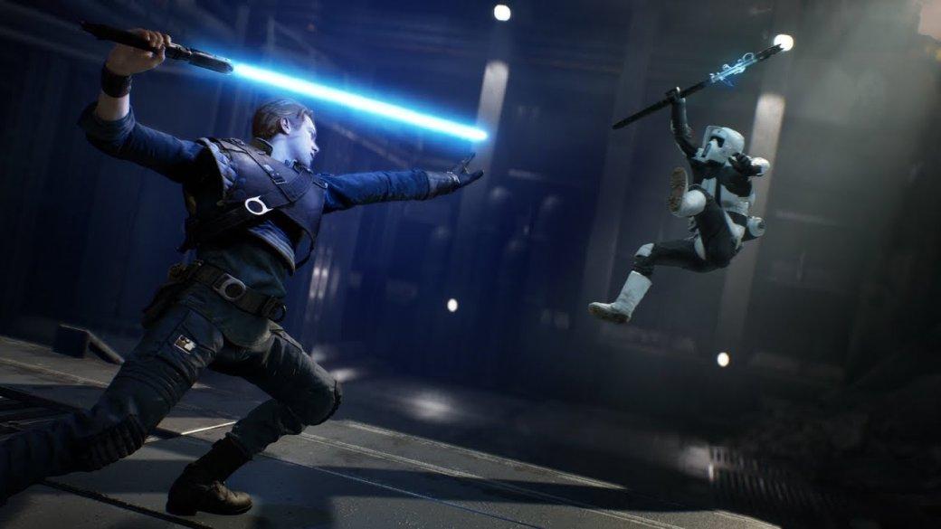 СМИ: много свежих подробностей геймплея исюжетаStar Wars Jedi: Fallen Order | Канобу - Изображение 11429