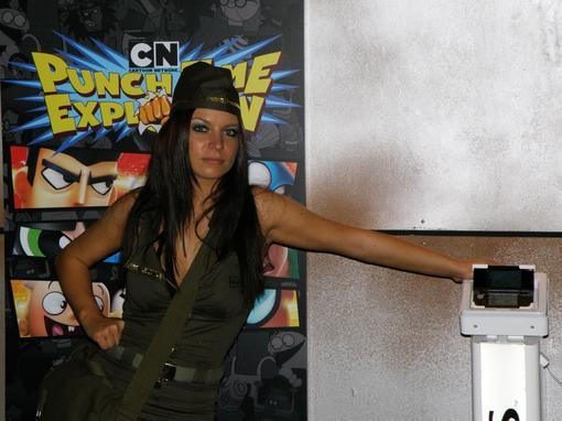 GamesCom 2011. Впечатления. Booth babes, косплей и фрики | Канобу - Изображение 7