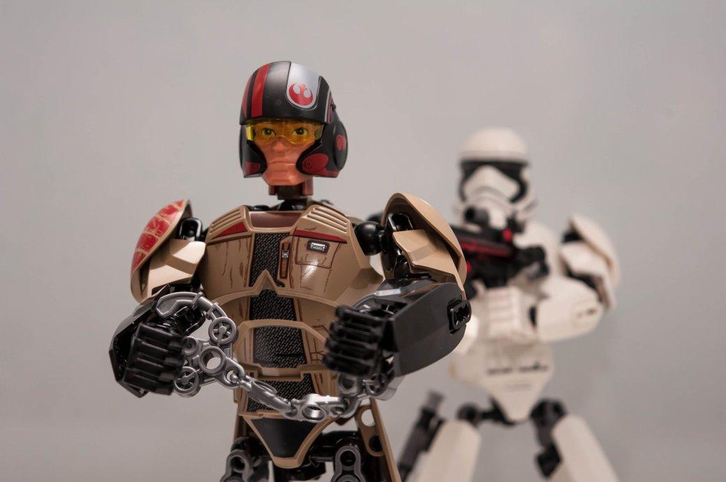 Нелепые приключения сборных фигурок LEGO Star Wars | Канобу - Изображение 4921
