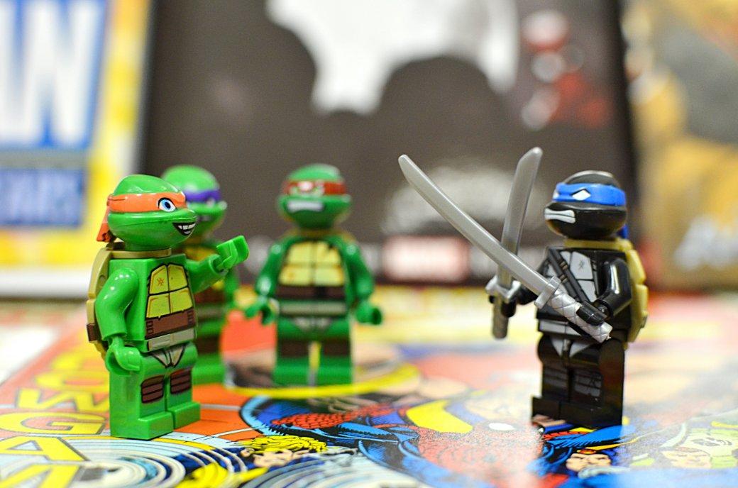 Топ-модель по-русски: «Канобу» устраивает фотосессию LEGO-супергероям | Канобу - Изображение 5543