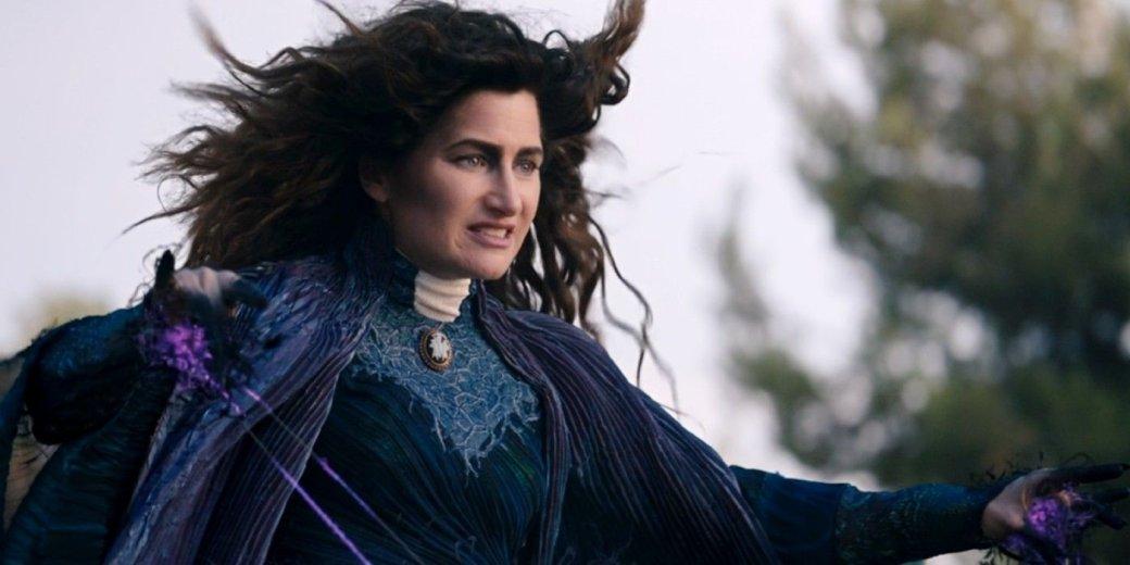«ВандаВижн»: актриса рассказала одальнейшей судьбе Агаты Харкнесс вкиновселенной Marvel