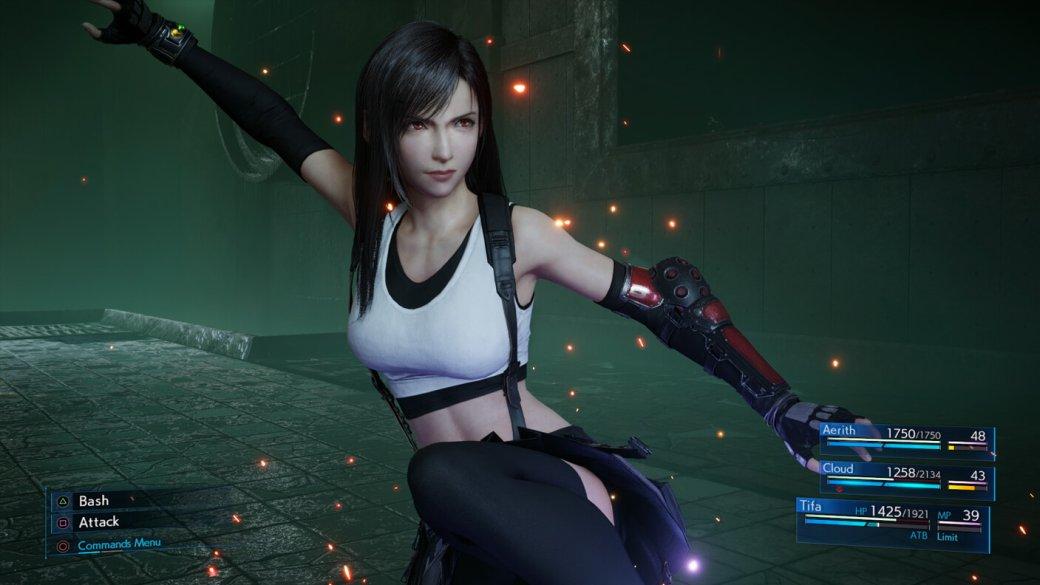 Final Fantasy VII Remake— стоитли играть, если незнаком соригиналом идругими JRPG? | Канобу - Изображение 2367