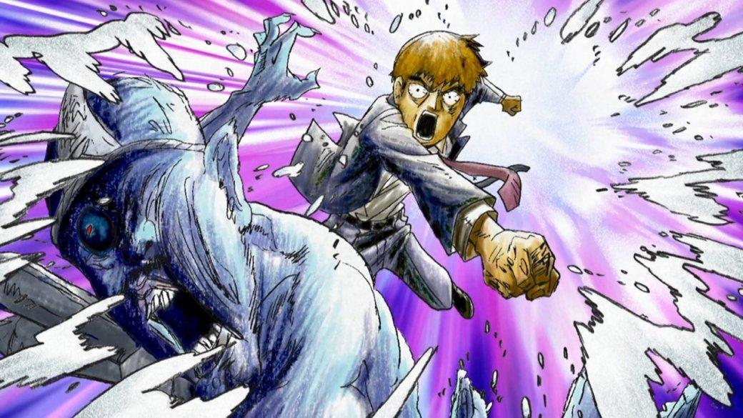 Фанаты Mob Psycho 100 перерисовывают популярные мемы, добавляя вних героев аниме. Выходит круто! | Канобу - Изображение 1
