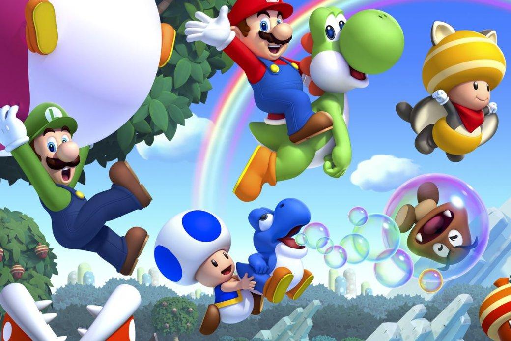 Обзор New Super Mario Bros. U Deluxe - рецензия на игру New Super Mario Bros. U Deluxe | Рецензии | Канобу
