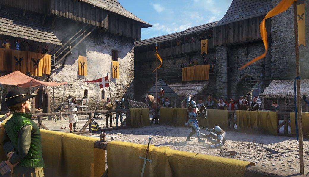 Рецензия на Kingdom Come: Deliverance — игру Warhorse Studios про Богемию, Средневековье, историю | Канобу - Изображение 621