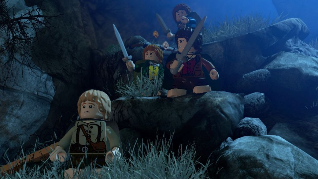 LEGO Lord of The Rings. Рецензия | Канобу - Изображение 5