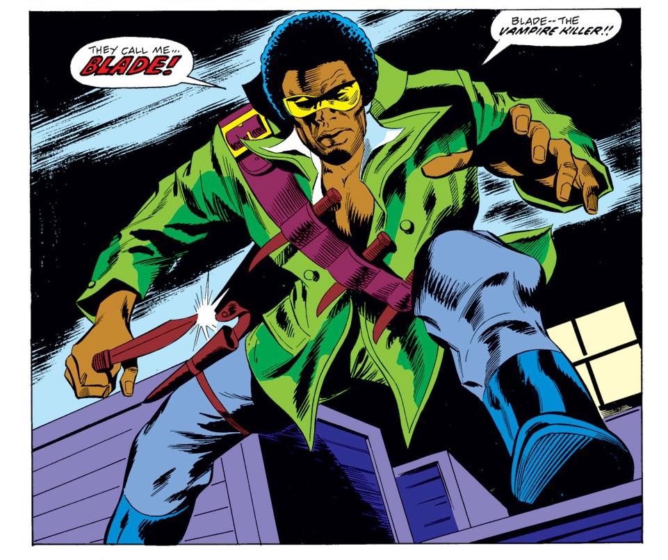 Кто такой Блэйд? Отохотника навампиров дочлена Мстителей исоюзника Людей Икс | Канобу - Изображение 137