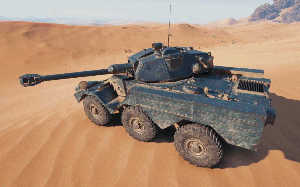 Прародители танков. Как создавалась колесная техника в World of Tanks | Канобу - Изображение 1