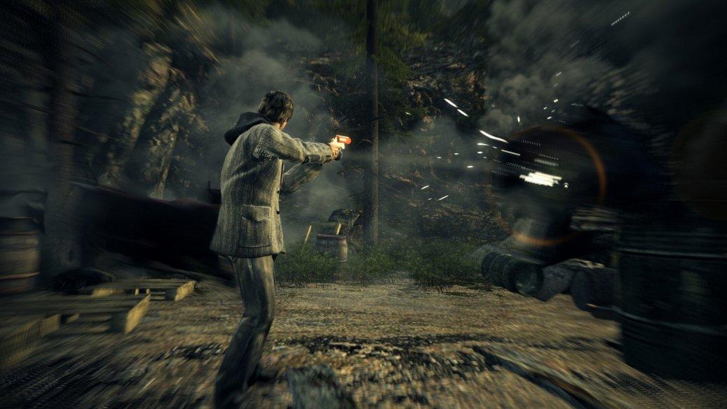 Remedy работала над Alan Wake 2, ноигра просто неполучалась | Канобу - Изображение 327