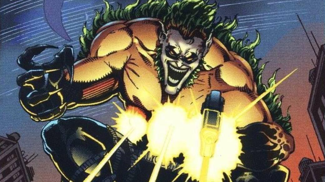 Самые безумные инеобычные версии Джокера вкомиксах. - Изображение 1