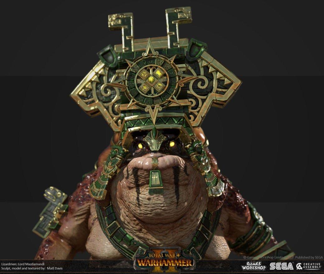 Взгляните напотрясающие концепт-арты Total War: Warhammer II. - Изображение 35