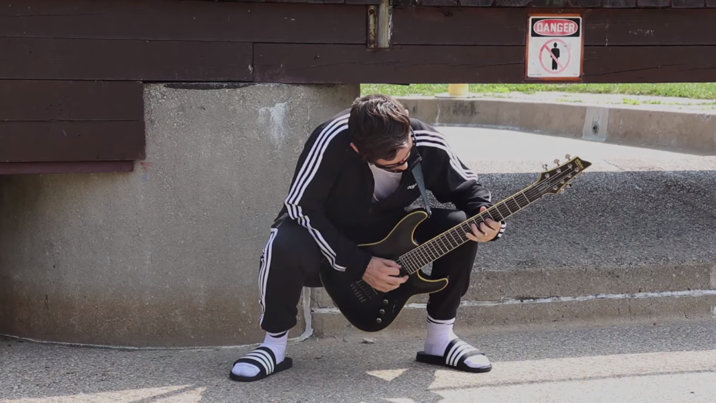 Вау! Канадский ютубер и вокалист Wildways записали славянский металкор на кортах | Канобу - Изображение 5115