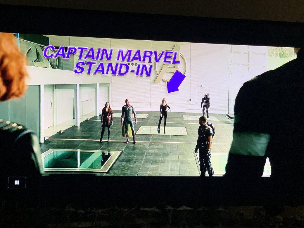 Появился кадр из «Мстителей: Эра Альтрона» с участием Капитана Марвел | Канобу - Изображение 0