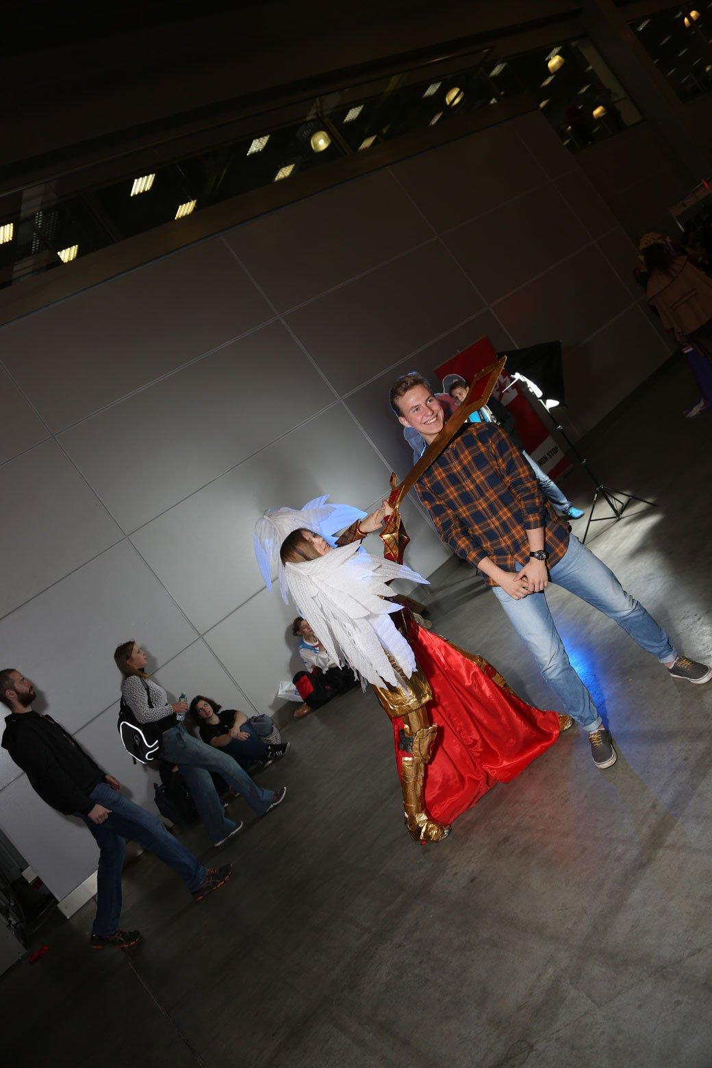 «Игромир 2015» и Comic Con Россия в лицах | Канобу - Изображение 19