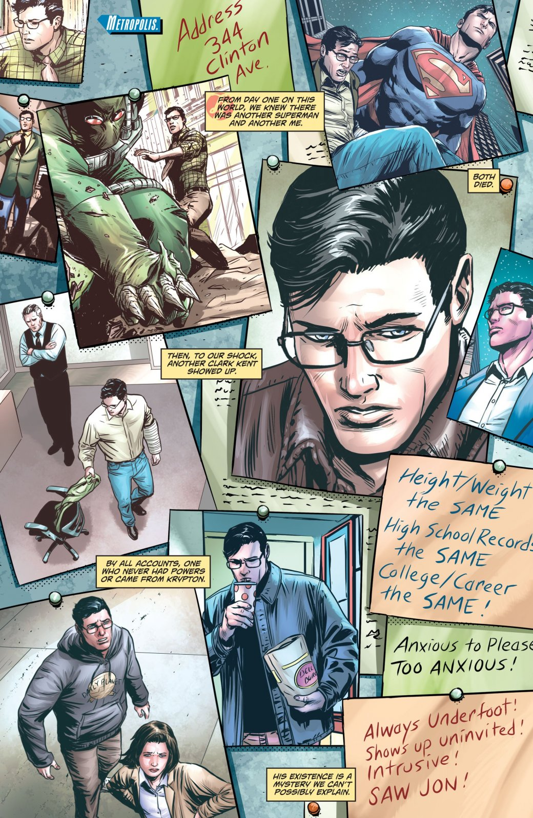 Удалось ли Лоис Лейн узнать секрет Кларка Кента? | Канобу - Изображение 1